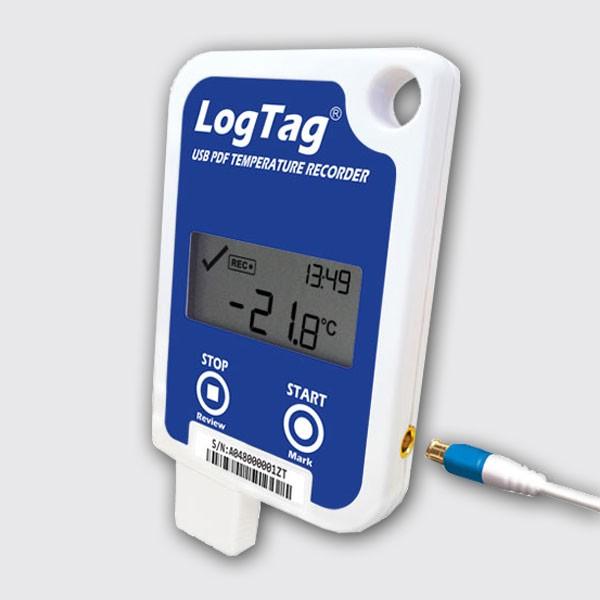 Termógrafo Digital LogTag UTRED-16
