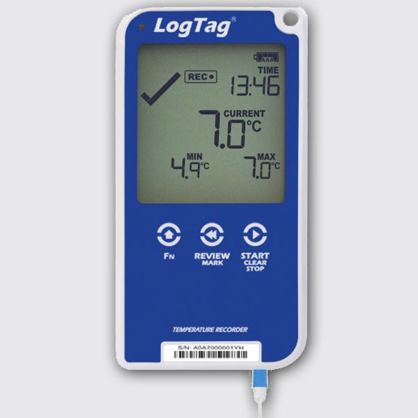LogTag UTRED30-16R Temperature Recorder