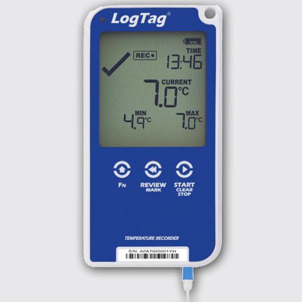 Termógrafo Digital LogTag UTRED30-16R