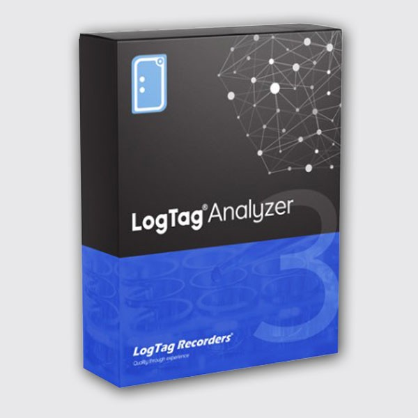 Software LogTag Analyzer 3.1.7