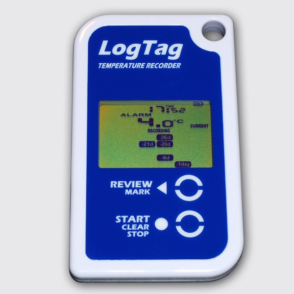 Termógrafo Digital LogTag TRID30-7